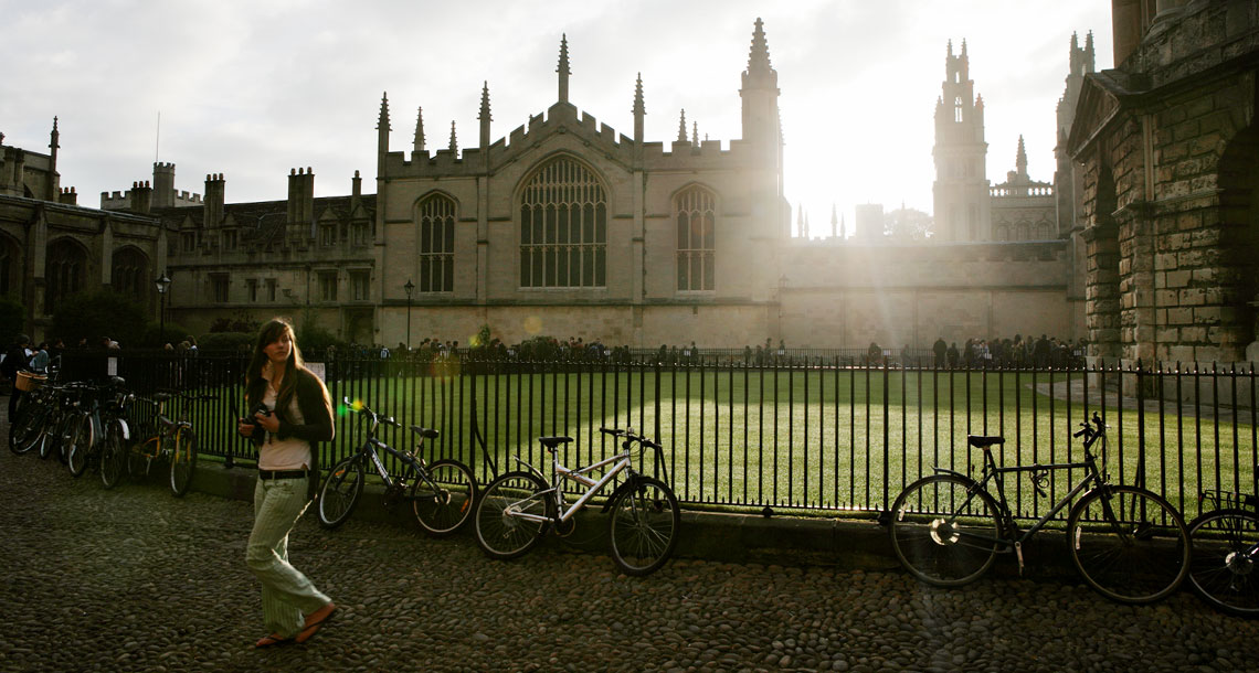We were founded in 2001 to support students from Russia studying at Oxford University